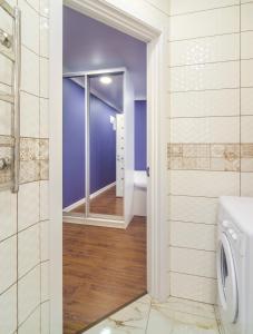 """A bathroom at """"Indigo"""""""