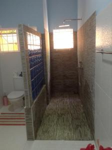 A bathroom at Beau Vallon Residence