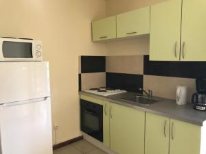 A kitchen or kitchenette at Matryks