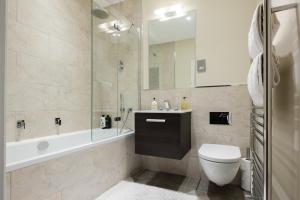 A bathroom at The Soho Studio - Modern & Central 2BDR