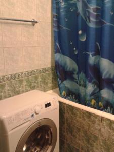Ванная комната в Apartment on Neftyannikov 85