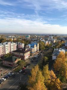Володарского, 157 с высоты птичьего полета