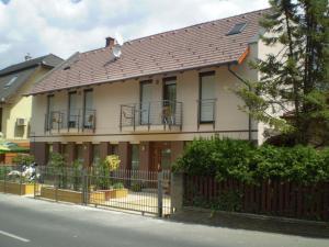 Mary Apartmanház Hévíz