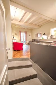 Hall o reception di Azeglio apartment, a due passi da Piazza Maggiore