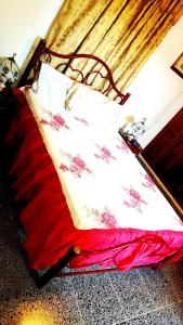 A bed or beds in a room at Casa Yahima Municipio Playa