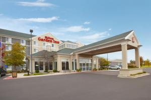 Hotel Hilton Merrillville In In