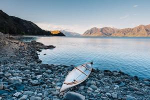 The Camp - Lake Hawea