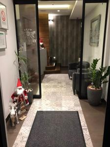 Lobi ili recepcija u objektu NV Luxury Suites & Spa