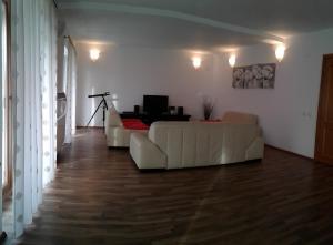 O zonă de relaxare la Vila Dodel