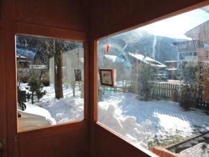 De Prealon Apartment during the winter