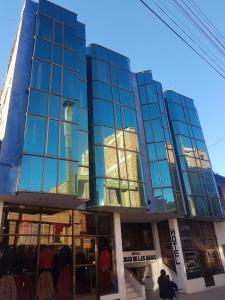 hotel ciudad de las aguas