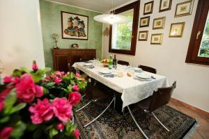 Restoran atau tempat lain untuk makan di Villa Oliveto
