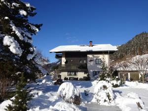 Landhaus Bonaventura during the winter