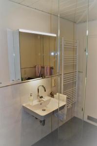 A bathroom at Ferienwohnung Anita Müller