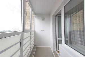 Балкон или терраса в Home Apartments on prospekte Octabrya