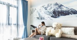 Rentostay Bayu Puteri Apartment-Crescent Bay Suites