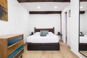 Cama o camas de una habitación en JERO8-OLD TOWN