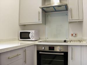 A kitchen or kitchenette at Dashwood