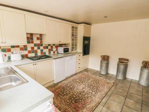A kitchen or kitchenette at Lammer Side