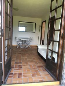 Un ou plusieurs lits superposés dans un hébergement de l'établissement Chalet Laurenti rdc