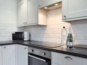 Virtuvė arba virtuvėlė apgyvendinimo įstaigoje Marengo