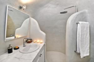 A bathroom at Anemomilos