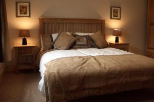 Llit o llits en una habitació de Pairc An Callan