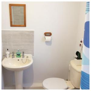A bathroom at Greenwich Lodge