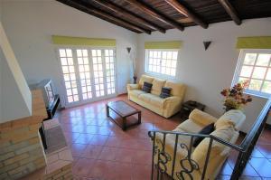 A seating area at Algarve Casa da Eira
