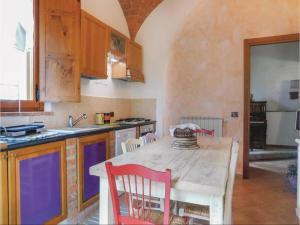 Cucina o angolo cottura di Podere Montepulciano