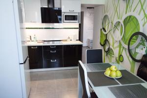 11d252c9 The best apartment in Kiev Black & White (Украина Киев) - Booking.com