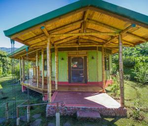 Stunning Coffee Farm Bamboo House