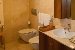 A bathroom at Civitá Design & Accommodation