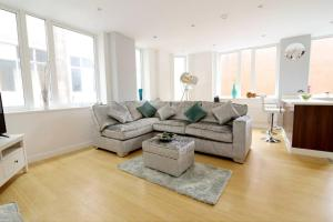 Glamorous 2 Bed Apartment- Northern Quarter Manchester