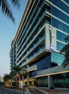 Radisson blu hotel dubai booking