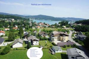 A bird's-eye view of Appartement-Perdacher