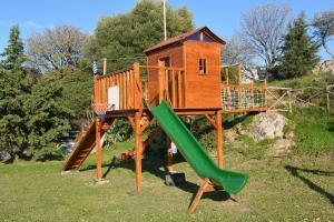 Aire de jeux pour enfants de l'établissement Kalithea Star