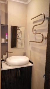 Ванная комната в Pillau Apartments
