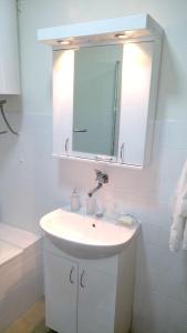 Kupatilo u objektu Tamara