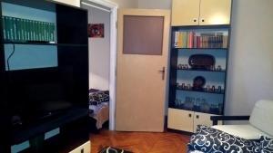 TV i/ili multimedijalni sistem u objektu Tamara