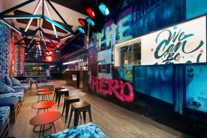 Mojo Nomad Aberdeen Harbour by Ovolo