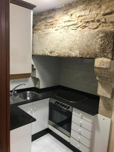 A kitchen or kitchenette at SCQ homes