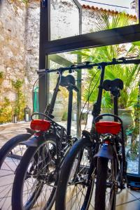 Biking at or in the surroundings of Casa Alba Rovinj