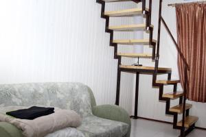 Гостиная зона в Apart-Hotel Domodedovo