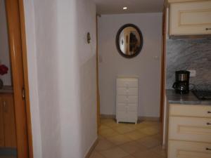 Salle de bains dans l'établissement studio Fleurette