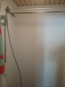 A bathroom at Aamuruskon Holiday Home