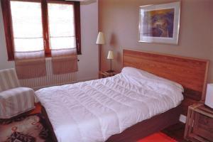 Un ou plusieurs lits dans un hébergement de l'établissement La Capite