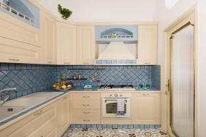 Cucina o angolo cottura di Villa Mon Repos