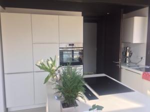 Küche/Küchenzeile in der Unterkunft Residence