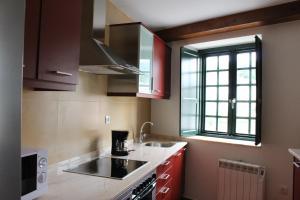 A kitchen or kitchenette at Casa Pedrosa